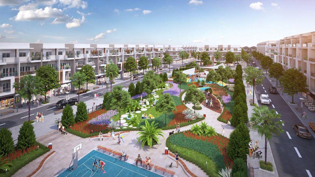 Tiện Ích Hana Garden City (4)
