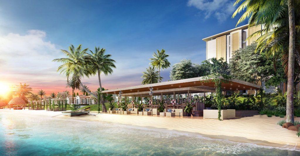 Club house Nova Beach Cam Ranh